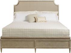 Baker Bedroom Delphine Bed - King MR4025K - Hickory Furniture Mart - Hickory, NC