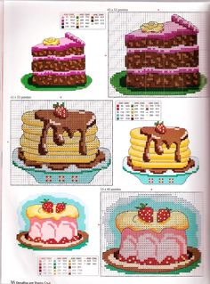 Cakes and Pancakes