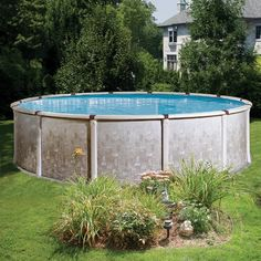 1000 images about piscine hors terre aboveground pool for Club piscine gazebo