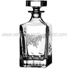 Springtime Clear Whiskey Decanter 448€ Whiskey Decanter, Luxury Candles, Crystal Collection, Spring Time, Barware, Candle Holders, Perfume Bottles, Crystals, Product Catalog