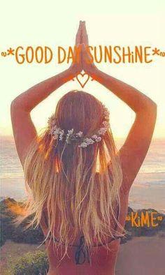 ☮ American Hippie Bohéme Boho Style ☮ Good Day Sunshine ☀