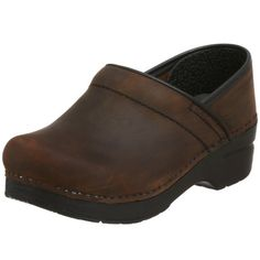 Dansko Women's Professional Oiled Leather Clog,Antique Brown/Black,38 EU / 7.5-8 B(M) US Dansko,http://www.amazon.com/dp/B001EJMZNG/ref=cm_sw_r_pi_dp_1pAZrb1DK247RF9E