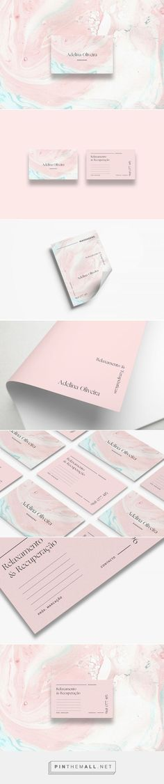 Adelina Oliveira Massage Therapist Branding by Nock Design | Fivestar Branding Agency – Design and Branding Agency & Inspiration Gallery