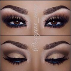 Wow! This incredibly beautiful makeup was created by @vegas_nay using NYX Love In Paris palette Merci Beaucoup.