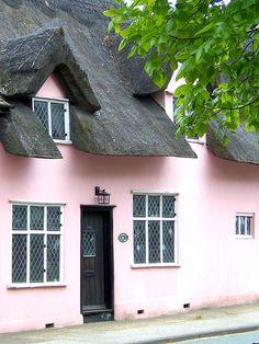 Lavenham Cottage, Suffolk, England