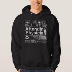 (Attending Physician Sweatshirt) #AttendingPhysician is available on Funny T-shirts Clothing Store   http://ift.tt/2bZqjWK