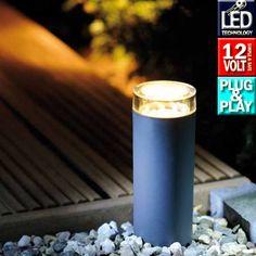 Linum LED Standleuchte | 160 x 60 mm, warm weiß