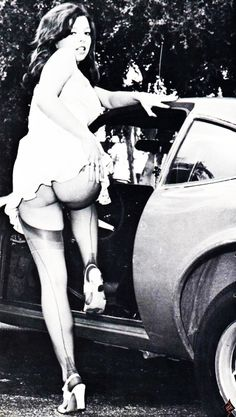 Opel GT pinup...