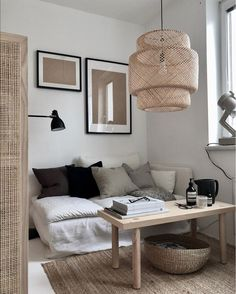 16 Ideas Apartment Decorating Living Room Ikea Pillows For 2019 Living Pequeños, Ikea Living Room, Living Room Interior, Living Room Furniture, Living Spaces, Interior Livingroom, Cozy Living, Small Living, Dining Room