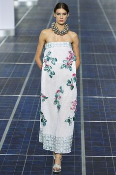 Chanel Paris Spring 2013 Ready-To-Wear Collection, Look 80