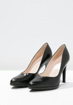 Bestill Peter Kaiser HERDI - Høye hæler - black for kr 1695,00 (26.11.16) med gratis frakt på Zalando.no Pumps, Heels, How To Wear, Black, Fashion, Heel, Moda, Black People, Fashion Styles