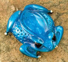 Pebbles- Blue by Frogman (Tim Cotterill )