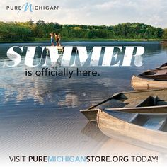 The Pure Michigan online store has all you need to celebrate summer in style.