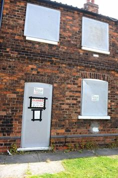 The Lindsey Street drug den, in Scunthorpe, Lincolnshire, has now been shut down by Humberside Police. Pale White, Horror House, Back Gardens, Stick It Out, Home Buying, Birmingham, Drugs, The Neighbourhood, Withdrawal Symptoms