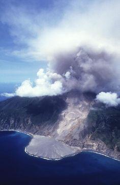 Montserrat - Volcano