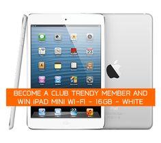 iPad Mini Give Away!