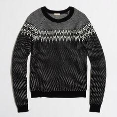 <ul><li>Viscose/nylon/merino wool.</li><li>Long sleeves.</li><li>Hits at hip.</li><li>Hand wash.</li><li>Import.</li></ul>