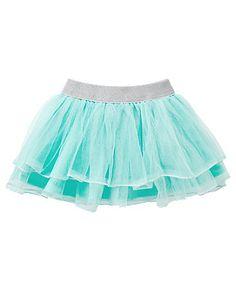 Baby & Toddler Clothing Gymboree Toddler Girl Summer 2t Months Teal Sparkle Silver Tutu Birthday