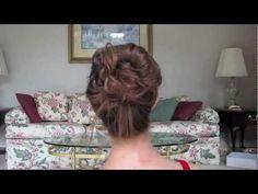 Messy Voluminous Bun Hair Tutorial! (Messy Bun Tutorial With Volume)