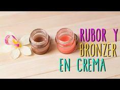 Cómo hacer Rubor y Bronzer Casero en Crema - DIY ♥ Catwalk - YouTube