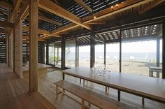 Modern Contemporary Barn Style Home Design by Japanese Architecture Firm