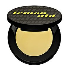 Benefit Cosmetics - Lemon-Aid in Lemon-Aid  #sephora  I know everyone loves Urban Decays eye primer but if your looking for another really great option or if Urban just isn't for you, Lemon aid from Benefit is amazing! Not only does it last forever but its doesn't ball up or crease! Love it!!