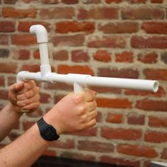 Marshmallow Shooter – Instructables Store - my kids have had these from craft fairs before! So fun :$