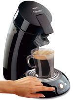 A moderate priced single-cup coffee maker (Jimmie)