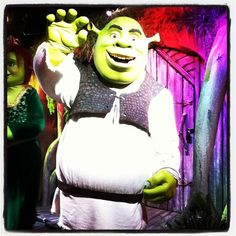 Meet #Shrek & #princessfiona this #summer at Gaylord Hotels. Packages on sale now!