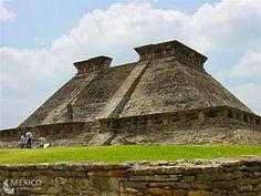 El Tajin Pyramid of the 365 Niches