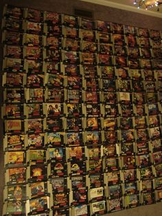 Every Single Super Nintendo Game In One eBay Listing - I'd buy them in a heartbeat