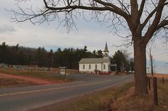 beautiful country church pictures | beautiful country church. | Going to the Church