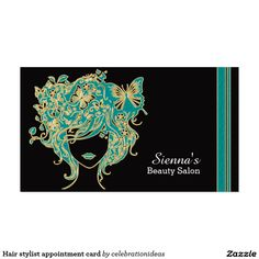 Sold #Hairstylist appointment card #hairdresser Available in different products. Check more at www.zazzle.com/celebrationideas