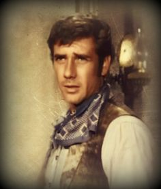 Old Western Actors, Laramie Tv Series, Robert Fuller Actor, The Rifleman, Best Hero, The Virginian, Tv Westerns, Nick Jonas, Dream Guy