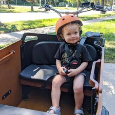 ⚠️ Safety First ⚠️  Check out our little fella here all buckled up and ready to go on his ride. 🧒 🚲  Our Ferla Cargo Bikes can come fully equipped with seat belts to keep everyone safe. Visit our website to learn more.  #cargobike #cargobikes #cargobikelove #cargobikelife #cargobikecamp #familybike #bikesforkids Electric Cargo Bike, Electric Motor, Royce, Fall Protection Harness, E Bike Battery, Color Dust, Seat Belts, Bike Run, Roll Cage