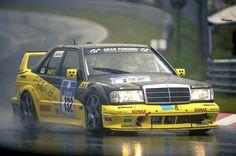 Intax Motorsport Mercedes-AMG 190 E 2.5-16