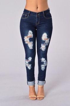 City Roamer Jeans - Dark