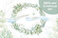 50% OFF for 2 Popular Set by Elizaveta on @creativemarket