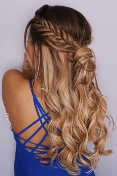 Fishtail Braid Hairstyles picture 1