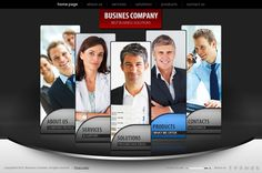 Business Co. HTML5 Template 300111401 by Dynamic Template