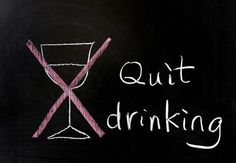 The Benefits of Quitting Drinking  Photo by: iStockphoto/Thinkstock