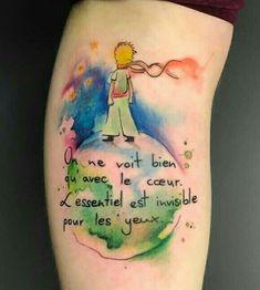 Un recuerdo, perdurable de todos nosotros los que  amamos viajar, y los lleva en el alma #wanderlust #tattos #traveltattos #tinytraveltattos #tinytattos #travelers #backpackers #wanderlusttattos #viajar #blogdeviajes #viajarporelmundo #viajeros Dog Tattoos, Couple Tattoos, Animal Tattoos, Tatoos, Little Prince Tattoo, The Little Prince, Coeur Tattoo, Meaningful Tattoos For Couples, Prince Tattoos