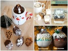Hot Chocolate Bar – Winter Drinks – ALL YOU | Deals, coupons, savings, sweepstakes and more…