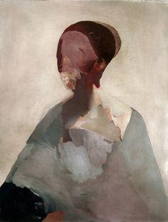 Nicola Samori - oil on wood
