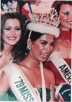 Melanie Marques Miss International 1979