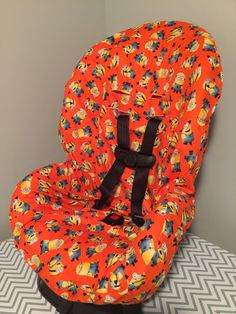 A personal favorite from my Etsy shop https://www.etsy.com/listing/245372491/ready-to-ship-minions-in-orange-fabric