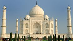 ✈ Tour of India with Round-Trip Airfare from Indus Travels. Price/Person Based on Double Occupancy. Le Taj Mahal, Full Hd Pictures, Amazing Pictures, Agra Fort, Iran Travel, India Travel, India Tour, Construction, Tourist Spots