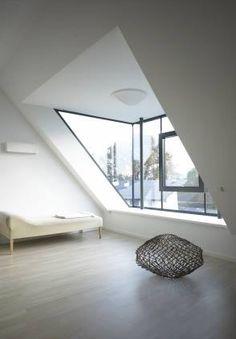 Med en ny kvist får man ekstra lys og luft ind i tagetagen
