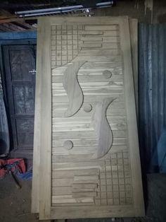 Single Door Design, Wooden Main Door Design, Wardrobe Interior Design, Door Design Interior, Wood Front Doors, Wooden Doors, Best Door Designs, Creative Wall Decor, Bedroom False Ceiling Design