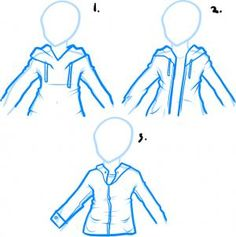 how to draw a hoodie, draw hoodies